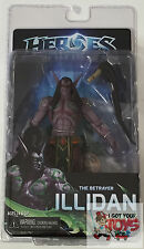 "NECA ILLIDAN STORMRAGE HEROES OF THE STORM WORLD OF WARCRAFT 7"" INCH 2015 FIGURE"