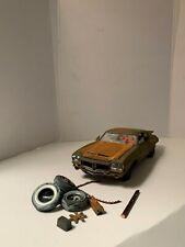 Pro Built Model Cars - 1972 Pontiac GTO Junkyard Barnfind