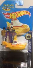 2016 Hot Wheels - The Beatles Yellow Submarine 49/365  - HTF - HW SHOW TIME
