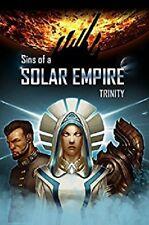 Sins Of A Solar Empire Trinity PC Steam Code Key NEW Download Fast Region Free