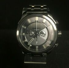 Diesel DZ4349 Stronghold All Black Chronograph Mens Watch - Used
