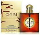 Yves Saint Laurent OPIUM 50 ml Eau de Parfum Spray Neu & Ovp 50ml EdP