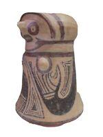 LA PENA Ceramica Panama Pottery Vase Tribal Art Vintage Handmade Terracotta