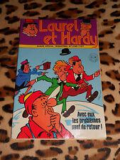LAUREL ET HARDY n° 2 bis : Avec eux les problèmes sont de retour ! - Interpresse
