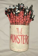 The Munsters Hamilton Gifts Presents Pencil Toppers Store Display