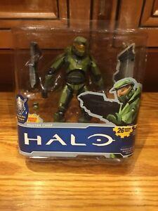 Halo Combat Evolved McFarlane Master Chief Figure **READ**