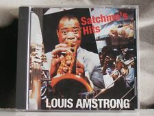 LOUIS ARMSTRONG - SATCHMO'S HITS CD EXCELLENT+ 1988