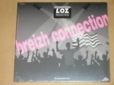 RARE CD DIGIPACK PROMOTIONNEL / BREIZH CONNECTION / 17 TITRES / NEUF SOUS CELLO