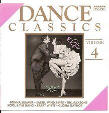 MORE DANCE CLASSICS volume 4 - 14TR CD 1988 DISCO / Holland print ARCADE