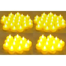 Instapark LCL144 Flameless LED Tea Light Tealight Candle Candles 12-Dozen Pack