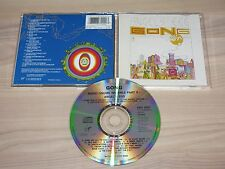 GONG CD - RADIO GNOME INVISIBLE PART II - ANGEL'S EGG in MINT
