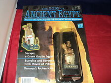 Hachette The Gods of Ancient Egypt - Issue 67 * Serapis * a Greek god in Egypt *