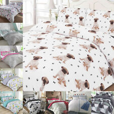 Polyester Animal Print Christmas Bedding Sets & Duvet Covers
