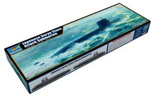 Trumpeter 9365909 Jagd-U-Boot Soryu-Klasse 1:144 Submarine Modellbausatz