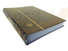 BLACK LIGHTHOUSE Stockbook DIN A4, 64 pages, non-padded cover, LS4/32S, 321487
