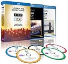 London 2012 Olympic Games Blu-ray Opening Closing Ceremony Highlights