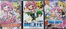 Dog Days Season 1-3 (TV 1 - 39 End) DVD   + free 1 Anime DVD