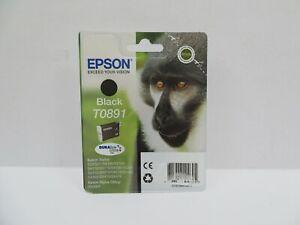 Epson T0891 Black Inkjet Cartridge BBE 06.21