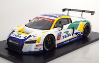 Spark Audi R8 LMS Champion R8 LMS Cup 2016 Yoong #1 1/12 Scale LE of 100 New!