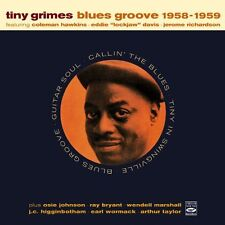 Tiny Grimes: BLUES GROOVE 1958-1959 (3 LPS ON 2 CDS)