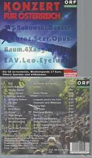 CD--KONZERT FÜR ÖSTERREICH // SEER // OPUS // EAV / STS