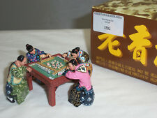 KING AND COUNTRY HK150G STREETS OF OLD HONG KONG CHINESE NEW MAJONG FIGURE SET