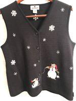 Woolrich Womens Button Down Vest Size/M