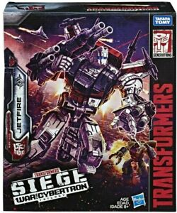 Transformers War For Cybertron: Siege - Commander Jetfire