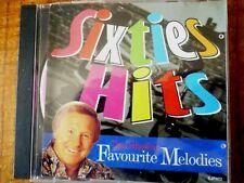 CD ALBUM - SIXTIES HITS - David Hamilton's favourite Melodies