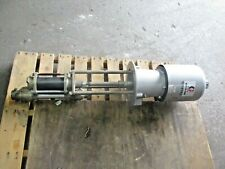 Graco Stainless Pump With Air Motor 830844j New