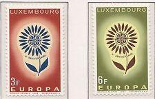 Europa CEPT 1964 Luxemburg 697-698 - MNH Postfris