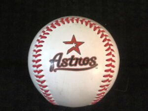 Houston Astros Logo Rawlings Major League Baseball