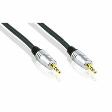 Profigold PGA3302 1.2m 3.5mm Jack to Jack Audio Cable OFC Gold  - Sale Price