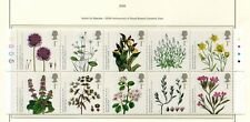 s3337) UK GREAT BRITAIN 2009 MNH** Plants 10v