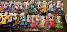Limited Treasures: Lot of 42 State Quarter Coin Bears. Brand NEW with tags