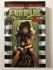 Witchblade Combo Talons A Terrible Beauty John J Miller John DeChancie Book