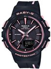 Casio Baby-G * BGS100RT-1A Runner Anadigi Step Tracker Black Rose Gold Watch <br/> NATIONWIDE COD, Free Ship, Meet Up, PayPal Accepted