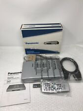 Panasonic TU-CT41 Freeview Digital Terrestrial Receiver Boxed Complete