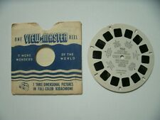VIEW-MASTER REEL #960 FROM 1950 CISCO KID (DUNCAN RENALDO)& PANCHO (LEO CARILLO)