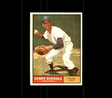1961 Topps 27 Jerry Kindall EX-MT #D433778