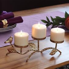 Autumn Romance - Centerpiece Candle Holder