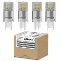 Osram 3.5w & 3.8w = 40w LED G9 Capsule 2700k & 4000k Warm / Cool White Dimmable