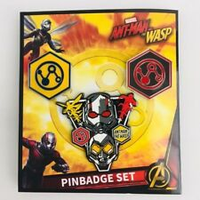 ANT-MAN AND THE WASP Trading Pins 2018 MARVEL Japan