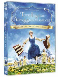 Dvd Tutti Insieme Appassionatamente (50° Anniversario) (2 Dvd) ....NUOVO