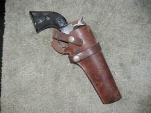 "Hunter belt Holster Colt Frontier Scout Peacemaker .22 LR 5 1/2"" GC 210227"