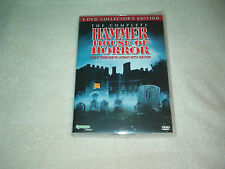 The Complete Hammer House of Horror (DVD, 2012, 5-Disc Set)
