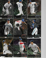 1997 FLEER METAL UNIVERSE BASEBALL CARDS 185+ LOT NM/MT DUPS GOOD MIX OF CARDS