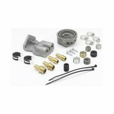 Hayden 291 Oil Filter Relocation Aluminm Natural Kit