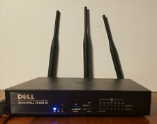New ListingDell Sonicwall Tz400 W Wireless Firewall Apl28-0B5 Power Adapter Tested Reset