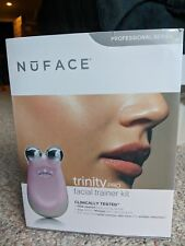 SEALED PINK NUFACE TRINITY PRO Facial Toning Device Professional Series 400mAmp